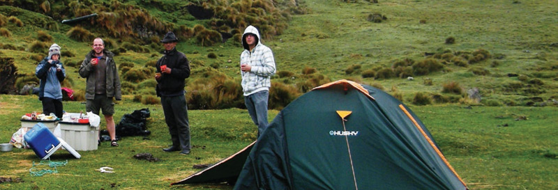 4 Day Ecuador Inca Trail Tour