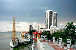 Guayaquil City Port