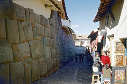 Temple of the Sun - Cusco