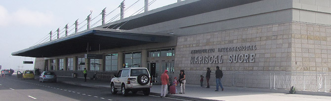 Quito International Airport, Tababela