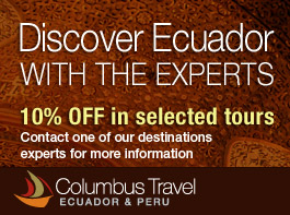 Summer in Ecuador Promotion