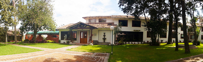 Discover Quito and stay at Casa de Campo Tababela Hotels near