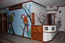 Macaw Hotel - Reception